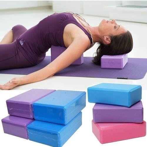 Ladrillo Para Yoga Bloque Yoga Brick Pilates Streching Block