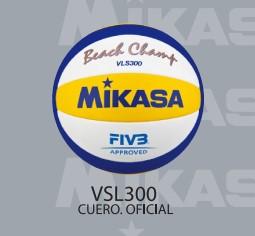 Mikasa Beach Champ VSL300