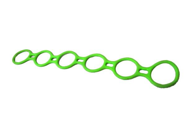Banda Funcional Elastica con 6 circulos