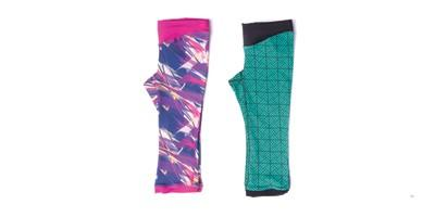 3/4 THIGH CR SUBLIMATE WOMEN