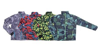 JACKET SUBLIMATED SOFT SHELL RUN MEN