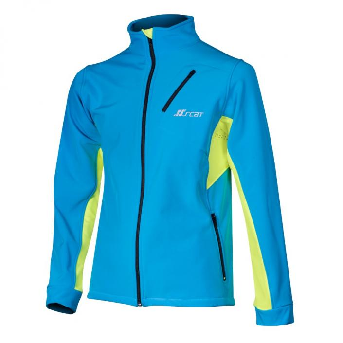 JACKET TECH SOFT SHELL RUN MEN