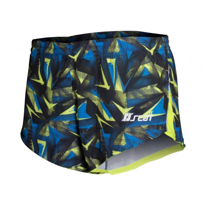 SHORT RUNNING CR ACTIVE MEN 2""