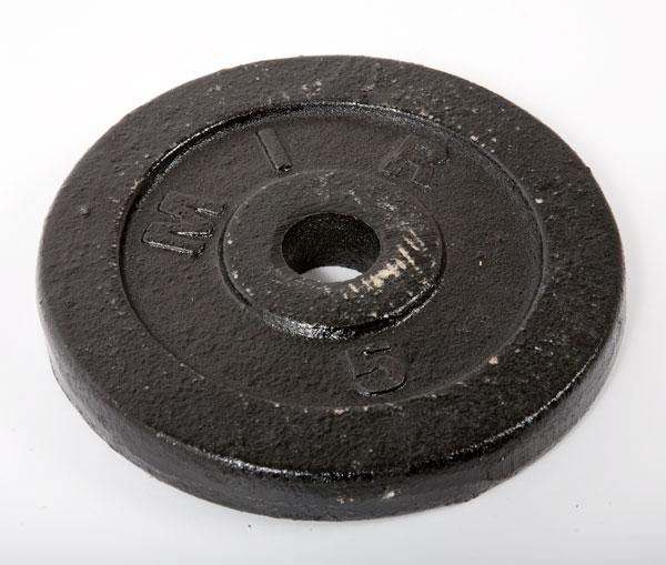 Disco de Fundicion 5 kg