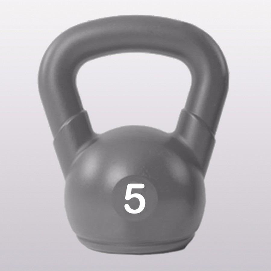 Kettlebell 5 kg- Pesa Rusa