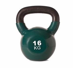 Kettlebell 16 kg -Pesa Rusa Fundición